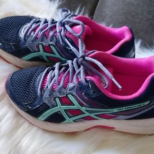 Asics sneakers, size 8
